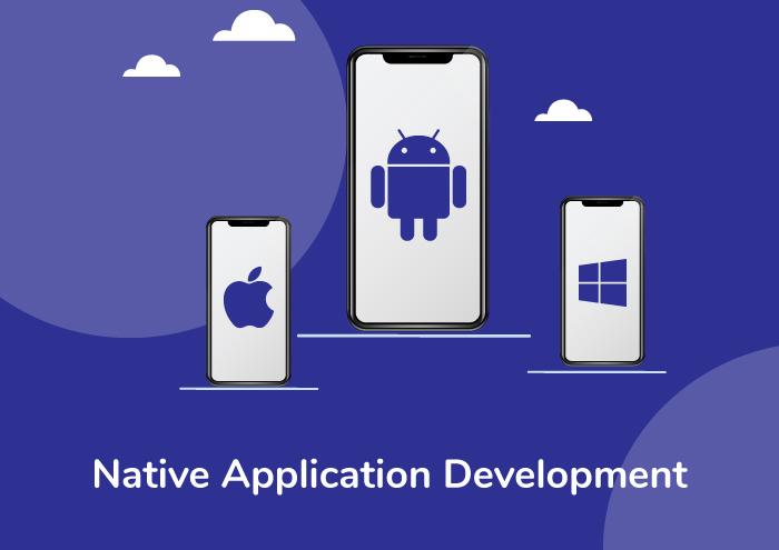 Native Mobile application development