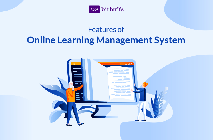 Features of online learning management system